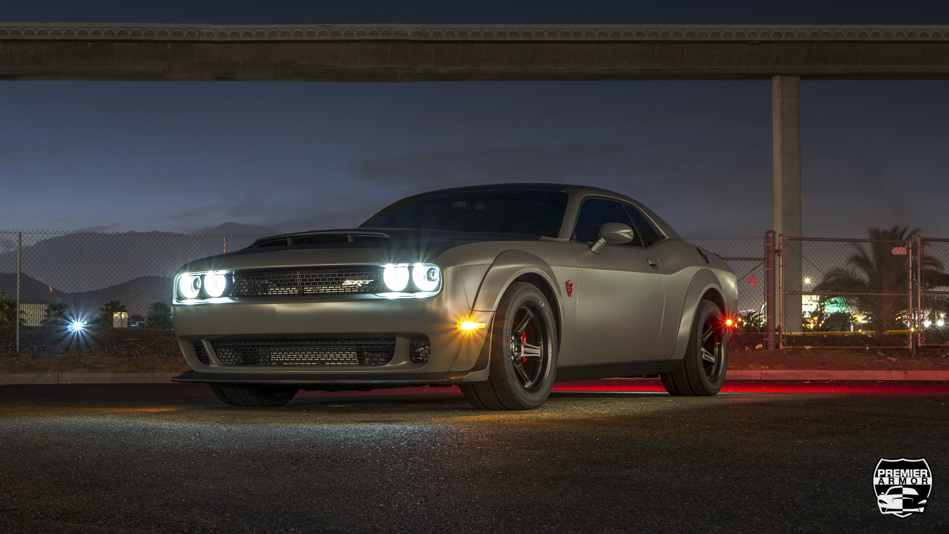 Premier Armor - Dodge SRT Hellcat Hero Shot