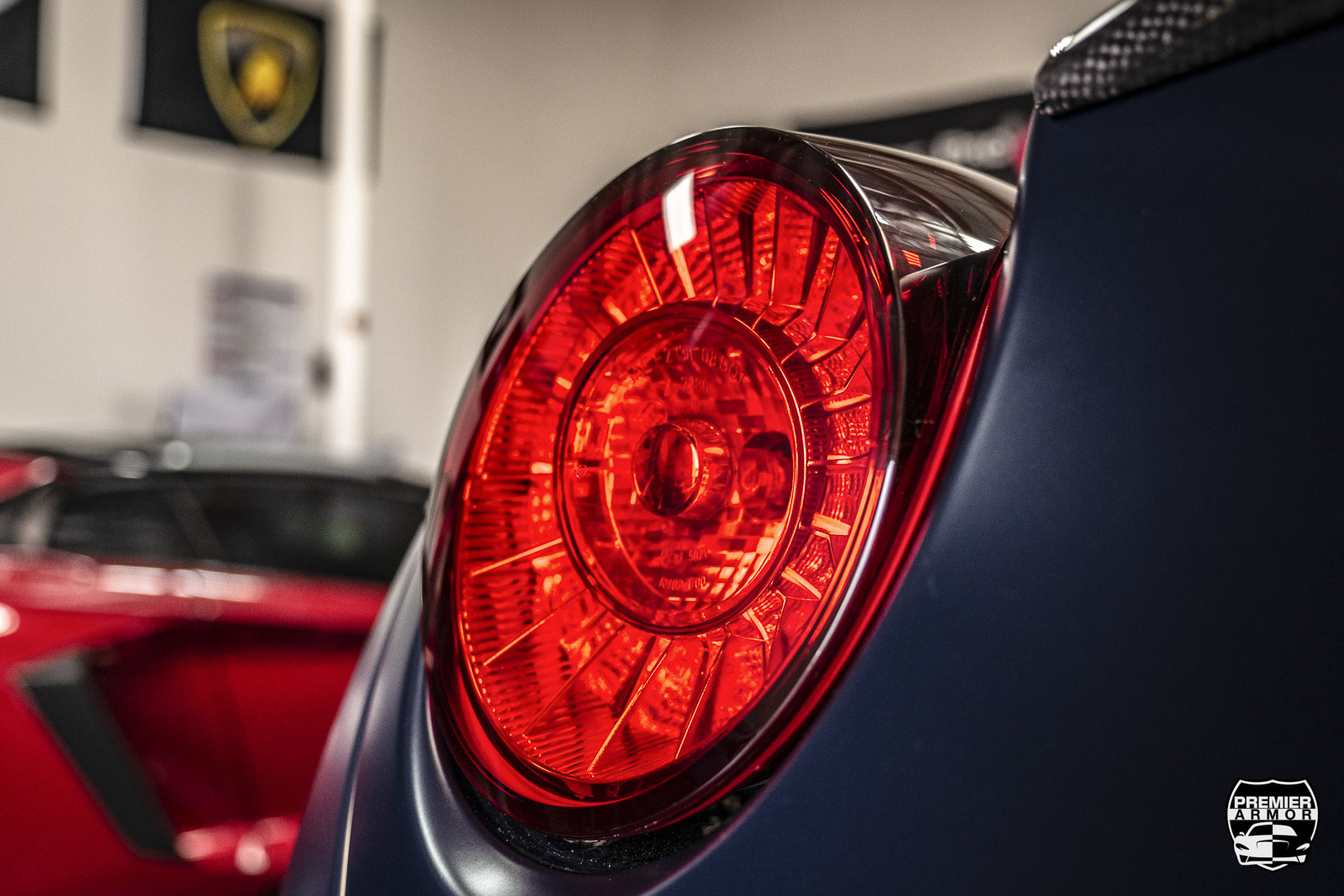 Ferrari California Tail Light